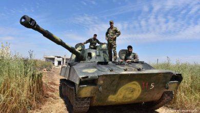 """صورة الجيش يطفىء استفاقة """"النصرة"""" على محوري التح وجرجناز"""