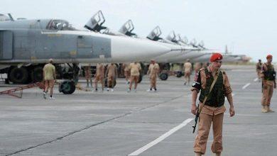 Photo of الدفاع الروسية: طائرتان مسيرتان هاجمتا حميميم وتم إسقاطهما
