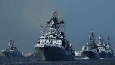 Photo of انطلاق مناورات بحرية سورية روسية مشتركة لتعزيز مكافحة الإرهاب الدولي