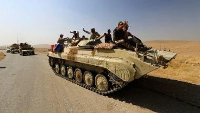 "Photo of ""داعش"" تحت النار مجددا في العراق"