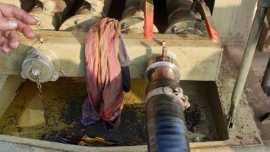 Photo of ضبط صهريج مازوت يتلاعب بطريقة التعبئة في حماة 