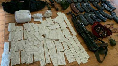 """Photo of """"المخدرات في الألبسة"""".. عصابة ترويج وتعاطي بقبضة العدالة"""