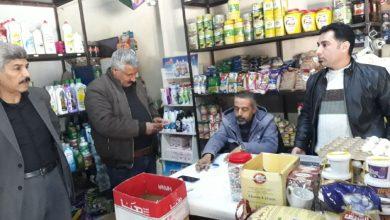 "Photo of ضبوط تموينية في عرطوز وشركات مشهورة تسعّر البضاعة عبر ""الواتس"""