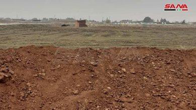 Photo of سانا: وحدات من الجيش العربي السوري تثبت نقاطاً جديدة على الطريق الدولي الحسكة حلب عند نقطة مفرق ليلان غرب تل تمر