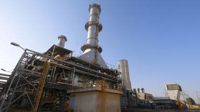صورة تولد 100 ميغا والبرد زاد الاستهلاك 200.. «الكهرباء»: كمية الغاز الجديدة تشغل عنفة توليد فقط