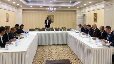 Photo of وفد الجمهورية العربية السورية إلى محادثات أستانا يعقد لقاءين مع الوفد الإيراني ووفد الأمم المتحدة