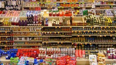 صورة الأمن الجنائي في دمشق يضبط ٨ أطنان مواد غذائية فاسدة إضافة إلى مازوت مهرب