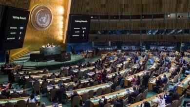 Photo of الأمم المتحدة تؤيّد مقترحاً روسياً لوضع ميثاق للإنترنت