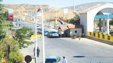 "Photo of ""الجمارك"" تدخل بلدات على الحدود مع لبنان لم تدخلها منذ 7 سنوات"