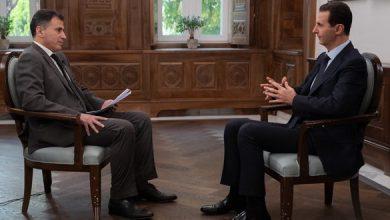 Photo of الرئيس الأسد في مقابلة مع قناة فينيكس الصينية: مبادرة الحزام والطريق شكلت تحولاً استراتيجياً في العلاقات الدولية.. لن يكون هناك أفق لبقاء الأمريكي في سورية وسيخرج