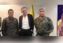 Photo of حدو اعتبر أن لقاء قادة «قسد» مع ليفي «مرفوض وخطأ كبير» وطالبهم بطرده