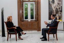 Photo of المقابلة التي امتنع تلفزيون Rai news 24 الإيطالي عن بثها.. الرئيس الأسد: أوروبا كانت اللاعب الرئيسي في خلق الفوضى في سورية