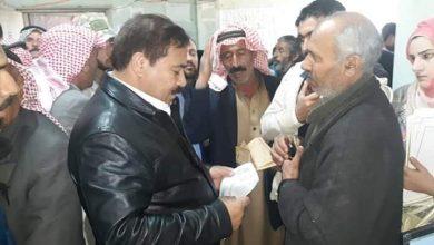 """Photo of محافظ الحسكة في """"نفوس القامشلي"""": معاملات المواطنين أولوية ولا للسماسرة"""