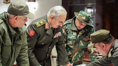Photo of حفتر يعلن النفير العام في ليبيا ضد الاحتلال التركي
