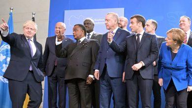 Photo of مؤتمر برلين حول ليبيا ينجح على الورق