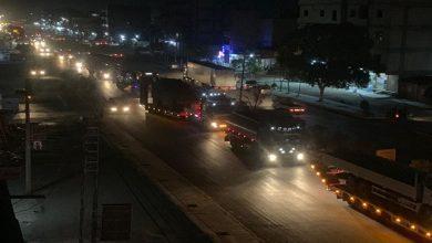 """Photo of قافلة للاحتلال الأمريكي تدخل القامشلي قادمة من """"كردستان"""""""