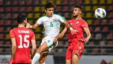 Photo of بعد منتخبات شرق القارة.. العراق والبحرين يودعان كأس آسيا تحت 23 عاما