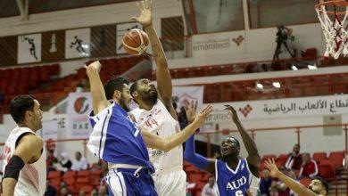 Photo of الوثبة يحقق فوزه الثاني في بطولة دبي لكرة السلة