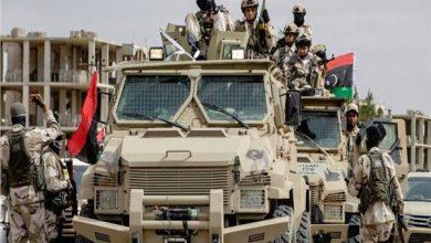 """Photo of الجيش الليبي يحرر سرت.. وتركيا ترسل خبراء لدعم """"الوفاق"""""""