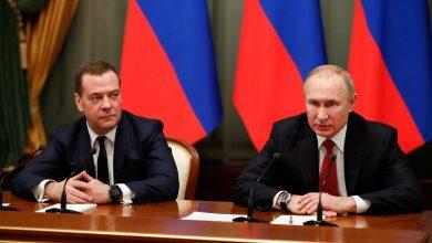 Photo of الحكومة الروسية تقدم استقالتها للرئيس بوتين