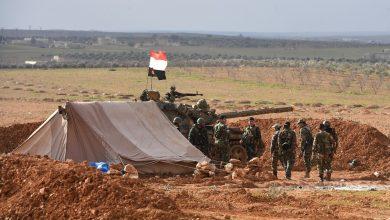 "Photo of الدفاع السورية تعلن بدء ""عمليات ميدانية كاسحة"" للقضاء على الإرهاب"