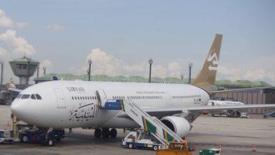 Photo of وزارة النقل: السماح لطائرات الخطوط الجوية الليبية العبور في الأجواء السورية