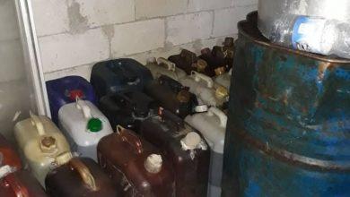 Photo of ضبط 1200 ليتر مازوت معدة للإتجار غير المشروع في اللاذقية