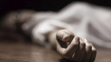 صورة مقتل مهجر سوري في لبنان بعد ضرب رأسه بالحجارة!