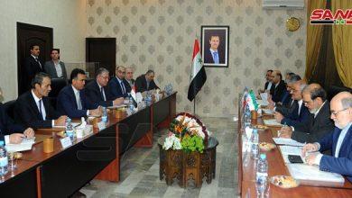 Photo of مباحثات سورية إيرانية للتعاون في ترميم المدارس وطباعة الكتب