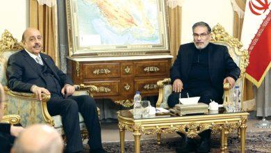 Photo of الرئيس الأسد يعزّي إيران شعباً وقيادة.. اللواء مملوك في طهران