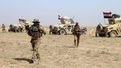 صورة العمليات المشتركة تنفي وجود غارة جوية ضد الحشد الشعبي في العراق