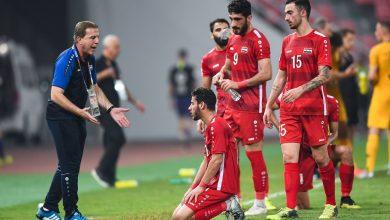Photo of الأولمبي السوري يودع تايلند مرفوع الرأس