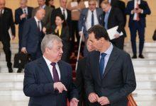 Photo of الرئيس الأسد يستقبل مبعوث الرئيس الروسي والوفد المرافق له