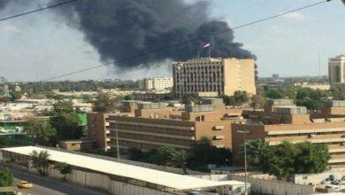 Photo of بغداد تعلن موقفها من استهداف السفارة الأمريكية بالصواريخ
