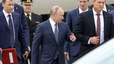 Photo of الرئيس الروسي يحط في اسطنبول قادما من دمشق