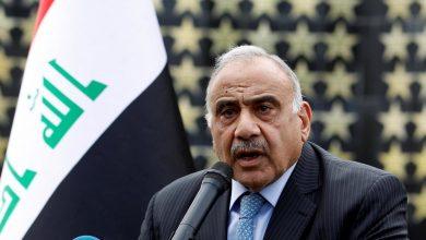 Photo of عبد المهدي: خروج القوات الأجنبية هو الحل الوحيد لتجنب التصادم