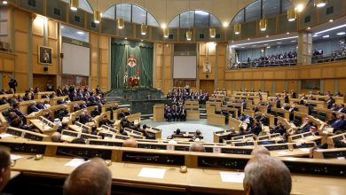 "Photo of مجلس النواب الأردني يصوت بالاغلبية على مقترح قانون يحظر استيراد الغاز من ""اسرائيل"""