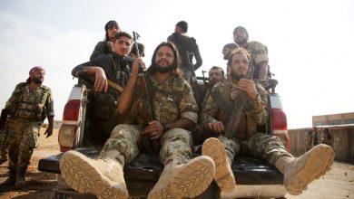 صورة الدفاع السورية تمنح المسلحين فرصة أخيرة للنجاة