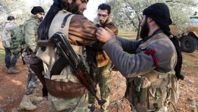 "Photo of الجيش السوري يصد هجوم ""النصرة"" والأتراك على النيرب"