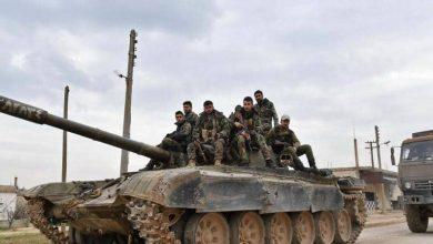 Photo of مسافة قصيرة تفصل الجيش السوري عن إعلان طريق حلب – دمشق آمناً