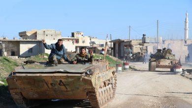 """Photo of الجيش السوري يوسع أمان الطريق الدولي.. ويحرر بلدة """"معامل الأدوية"""""""