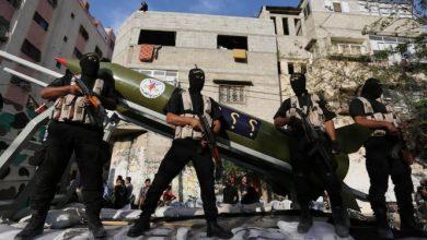 "Photo of ""سرايا القدس"" ترد القصف بالقصف مباشرة"