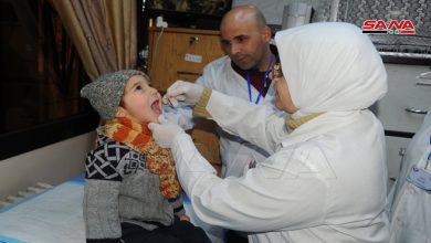 صورة الصحة تطلق حملة تلقيح وطنية ضد شلل الأطفال