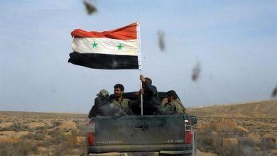 """صورة الجيش يكتسح """"النصرة"""" ويحرر عشرات القرى بريفي سراقب الغربي والشرقي"""