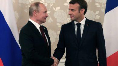 Photo of ماكرون: سياسة تحدي روسيا فشلت
