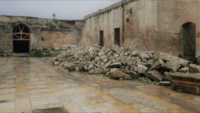 Photo of هكذا حافظت كوادر دائرة آثار إدلب على المقتنيات الأثرية لمتحف معرة النعمان