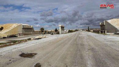 Photo of القائم بأعمال إدلب: طريق دمشق – حلب الدولي سيكون جاهزاً نهاية الأسبوع