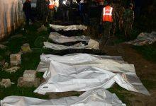 """Photo of العثور على مقبرة جماعية لشهداء مدنيين وعسكريين في """"دوما"""" بالغوطة الشرقية"""