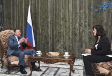 Photo of السفير الروسي: زيارة الرئيس بوتين رسالة واضحة بأن موسكو لن تتخلى عن دعم السوريين