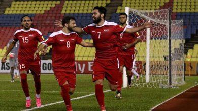 Photo of قبل شهر على استئناف التصفيات.. اتحاد كرة القدم السوري يصدر بيانا حول مدرب المنتخب